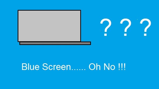 blue screen dan cara mengatasinya
