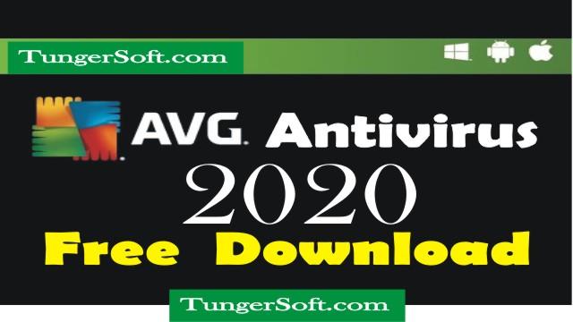 AVG Antivirus 2020 Free Download