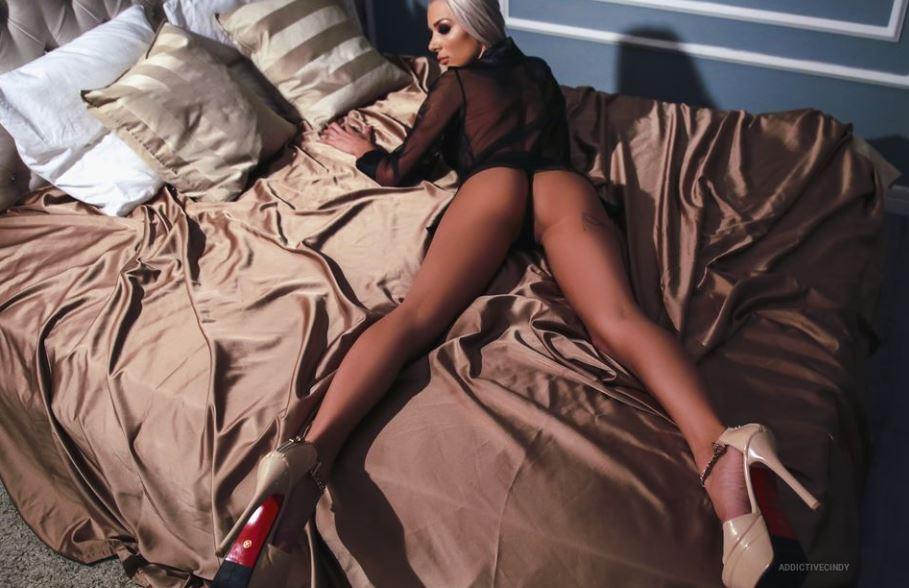 AddictiveCindy Model GlamourCams