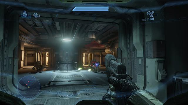 Game World: Halo 4