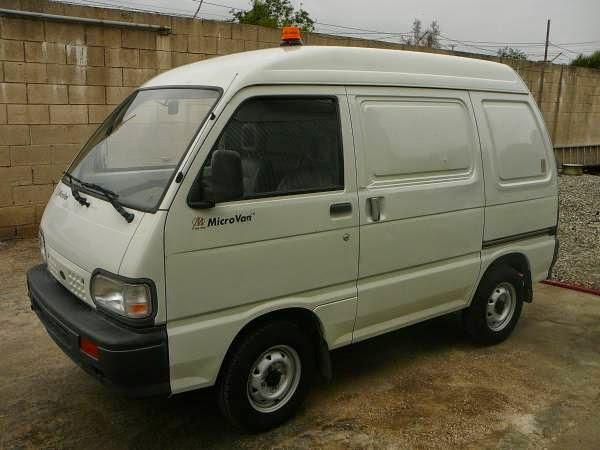 Low Mileage Kia Micro Van with a Catch