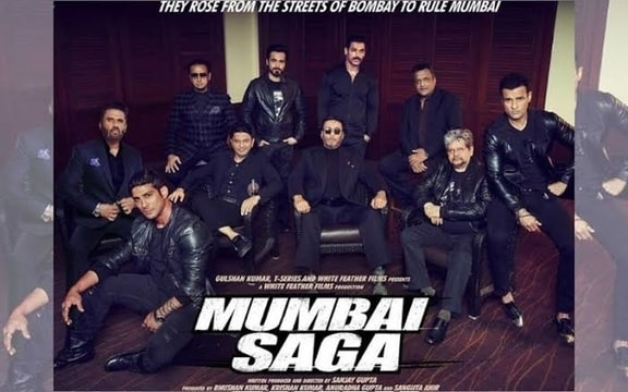 Mumbai Saga movie 2020