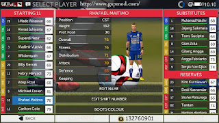 Download FTS 2017 Mod PERSIB Special Viking Apk + Data