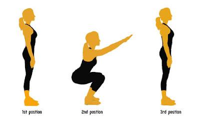 squats-steps