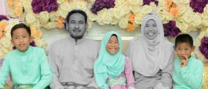 Setia Jaga Isteri Sakit Kanser, Namun Siapa Sangka Suami 'Pergi' Dulu