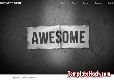 Business-Portfolio-Dark-premium-version-responsive-blogger-template-free-download