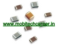 Mobile Phone Reapacitorpairing Course - Small Parts - Capacitor - Non electrolytic c