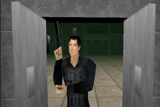[Análise Retro Game] - 007 contra Goldeneye - Nintendo 64 Goldeneye3