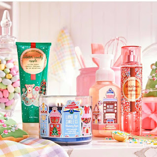 Bath & Body Works | Monday, November 25th Possible Sale | $6.00 Land of Sweets Body Care