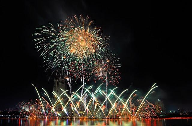 Da Nang International Fireworks Festival 3