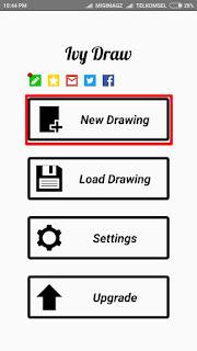 Cara Membuat Nomor Start Balap Lancip di IvyDraw