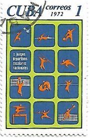 Selo Jogos Nacionais Escolares