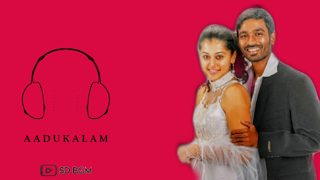 Aadukalam | Love BGM - Ringtone - Mp3 Download