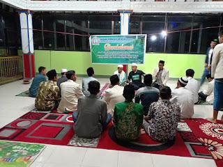 BPM UNU NTB Gelar Sholawat Bersama dan Sholat Ga'ib