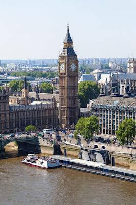 Лондон с воздуха