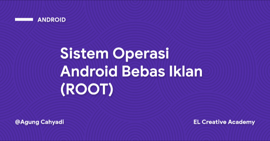Memblokir dan Menghilangkan Iklan Google Yang Muncul di Sistem Android