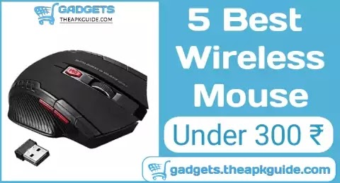 best mouse for laptop under 300