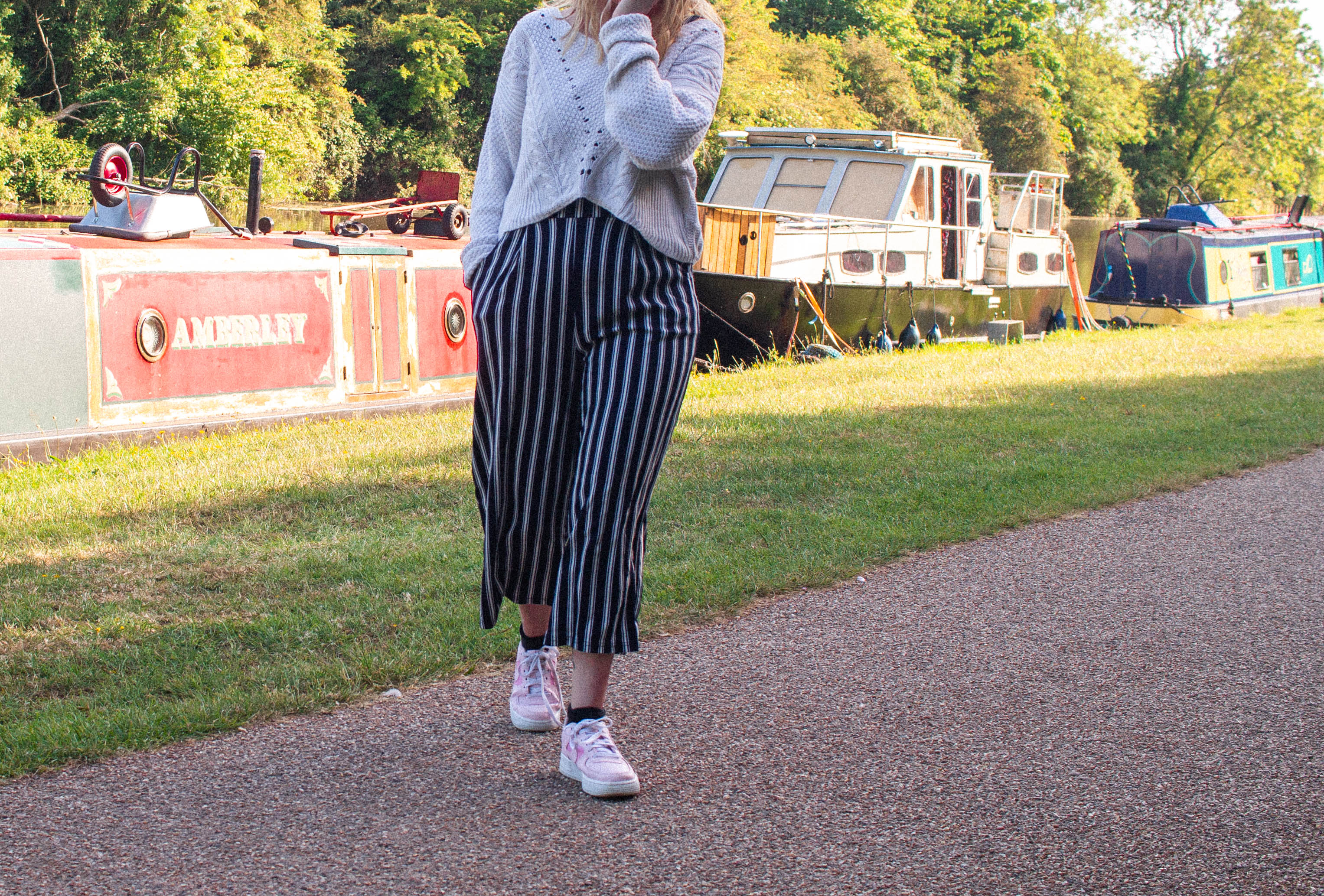 Fashion blogger chloeharriets - outfit details - positive habits for happiness