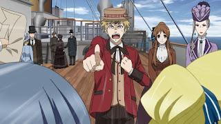 Hellominju.com: 黒執事アニメ エドワード・ミッドフォード (CV: 山下誠一郎)   Black Butler   Edward Midford   Book of the Atlantic   Hello Anime !