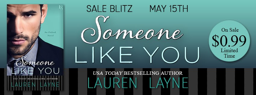 """Someone Like You"" by Lauren Layne"