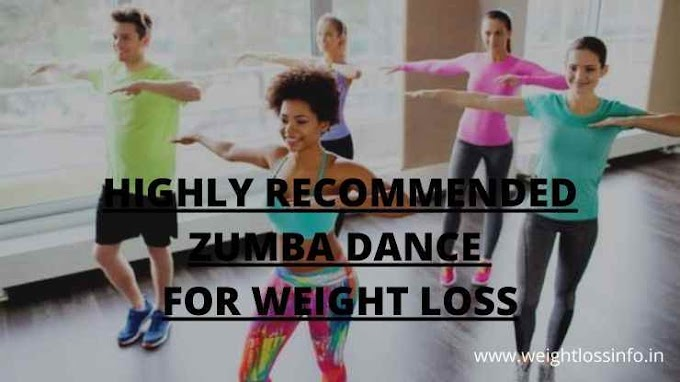 Highly Recommended Zumba Dance  for Weight Loss