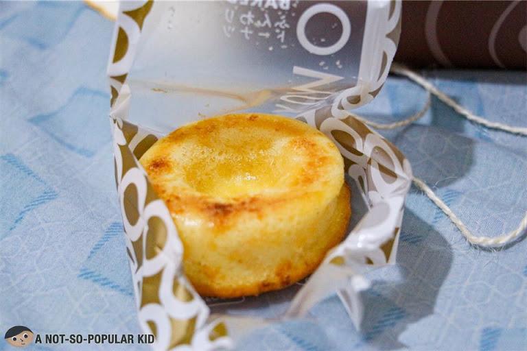 Kumori's Cheese Puffy O Donuts
