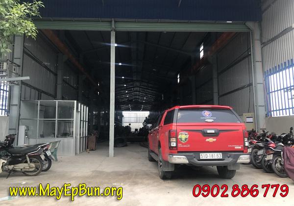 Nhà máy sản xuất máy ép bùn khung bản Việt Nam Vĩnh Phát