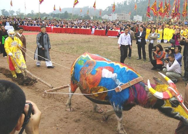 Xoan festival in Phu Tho province