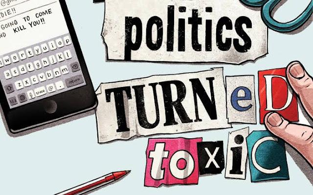 Politik itu menghancurkan