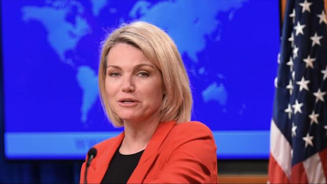 EEUU llama a consultas a tres embajadoras por ruptura con Taiwán