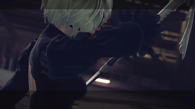 Nier Automata, Square Enix, Platinum Games, Jeux Vidéo, Critique Jeux Vidéo,