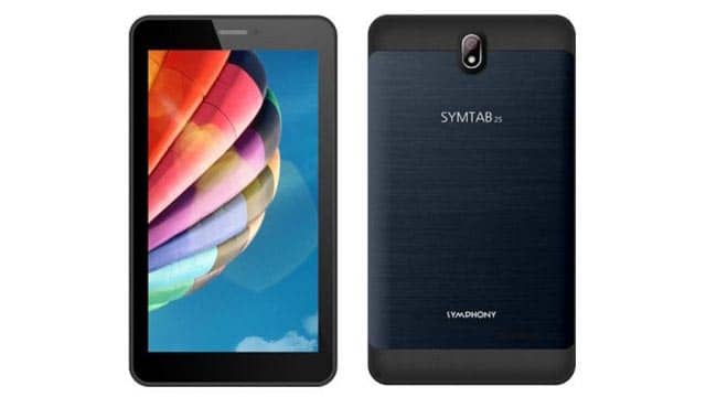 Symphony Symtab 25 Firmware Without Password MT8321 7.0