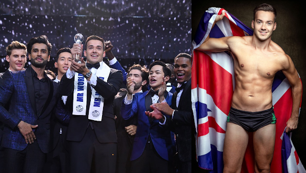 Mister World 2019 es England