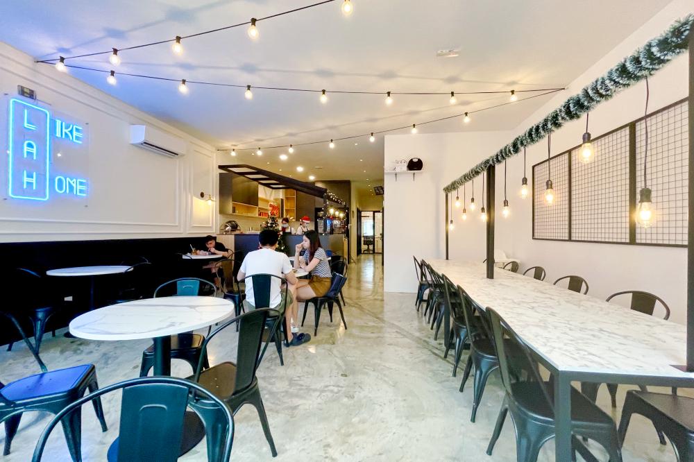 Dlahcious Cafe, Klang