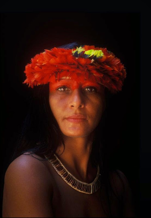BRAZIL: Interview with Professor Massimo Canevacci- Discussing the Bororo Culture and Tradition (Part One) - Native American Women's Equal Pay Day