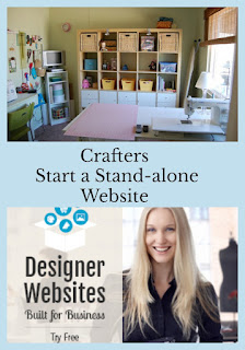 Crafters Start a Stand Alone Website