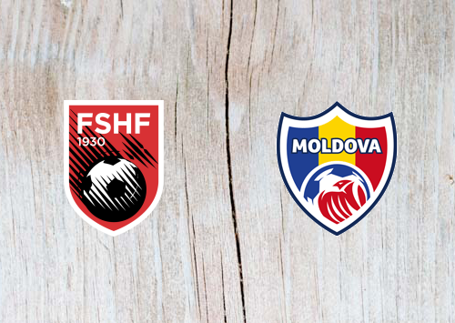Albania vs Moldova - Highlights 11 June 2019