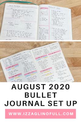August-2020-Bullet-Journal