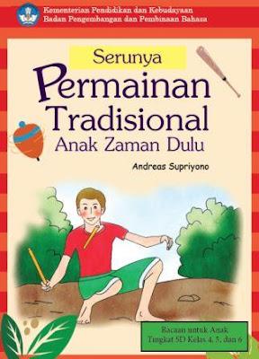 Serunya Permainan Tradisional Anak Zaman Dulu