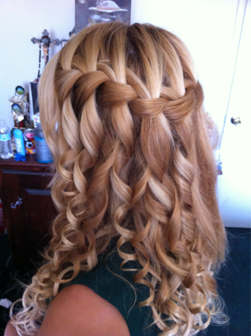 Tremendous Homecoming Hairstyles Hairstyles For Women Hairstyles For Men Maxibearus