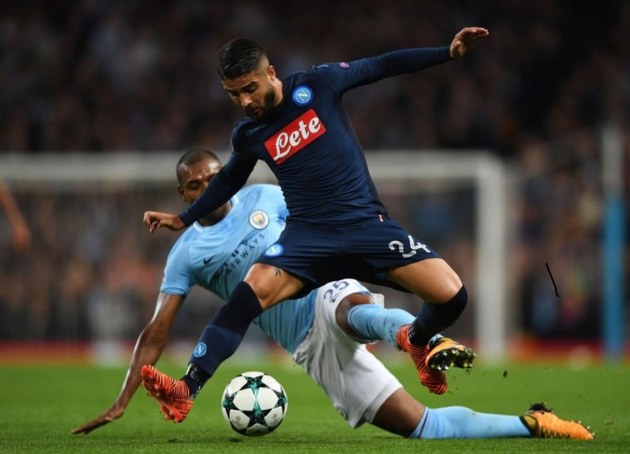 Dove Vedere Napoli-Manchester City Streaming e Diretta Video Online Gratis Champions League Oggi 1 Novembre 2017