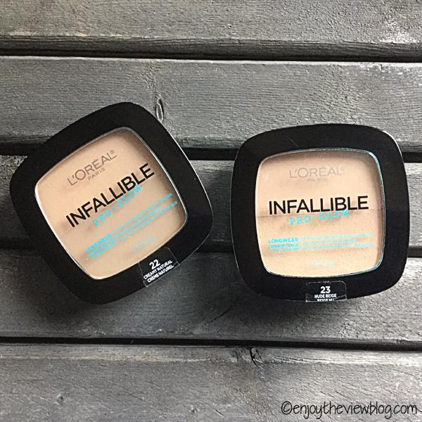 L'Oreal Infallible Pro-Glow Powder