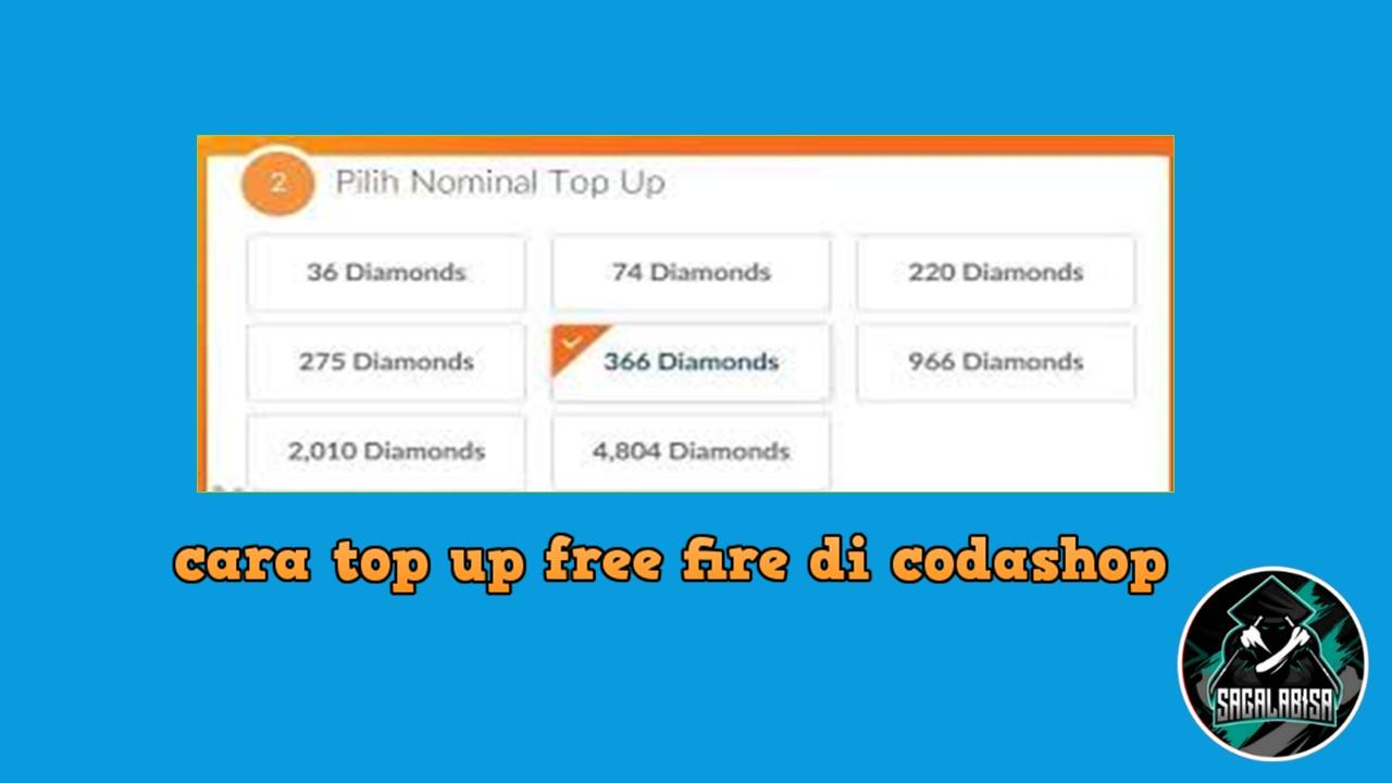 Cara Top Up Free Fire Di Codashop Situs Soal Cpns