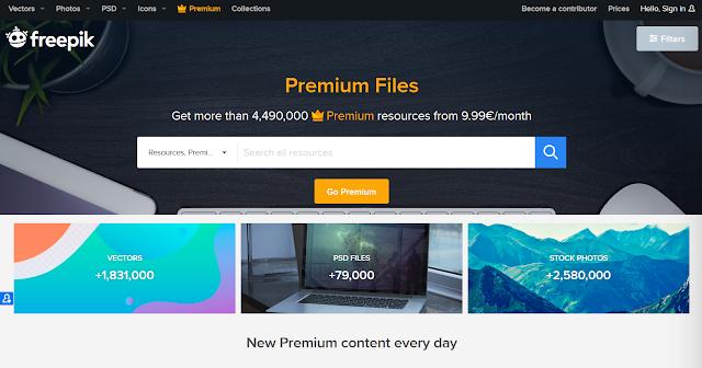 Freepik Premium Trial