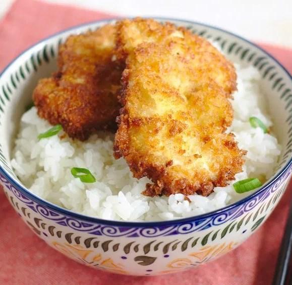 Chicken Katsu #Japanese #asianfood
