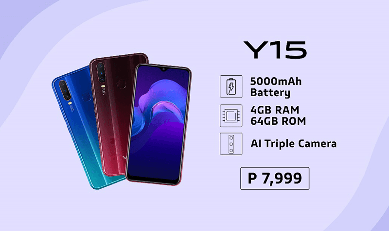 What makes the Vivo Y15 good for its new price tag?