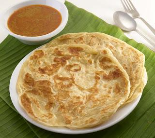 Resep Cara Membuat Paratha Masakan Khas India