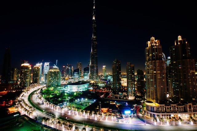 PLACES TO VISIT UAE