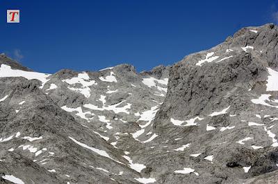 Ruta de la Vía de la Plata, Cordillera Cantábrica