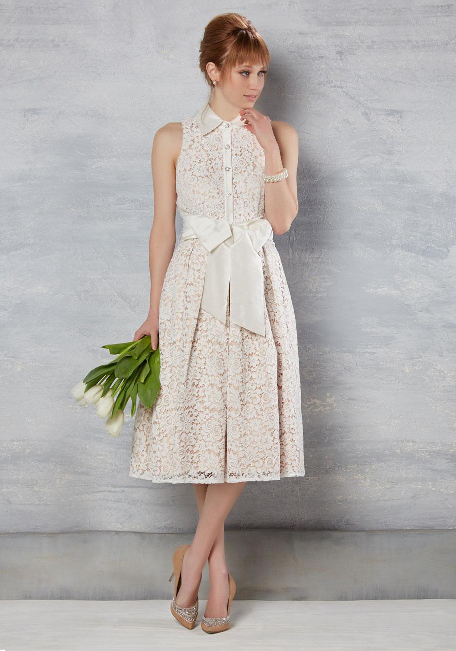 White Wedding Cocktail Dresses 99 Cute Memorable Matrimony Dress in